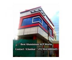 Best  Aluminium Acp Works – 9443080605 Aluminium Composite Panel in Tirunelveli